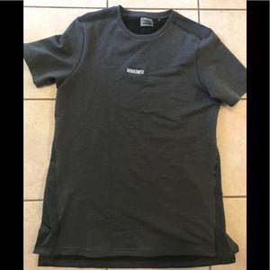 Gym shark shirt